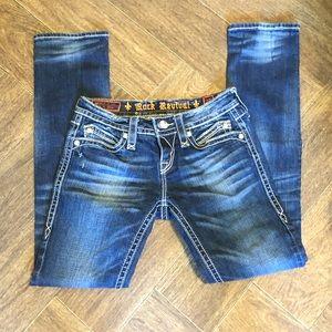 Rock revival women's Trina straight jeans
